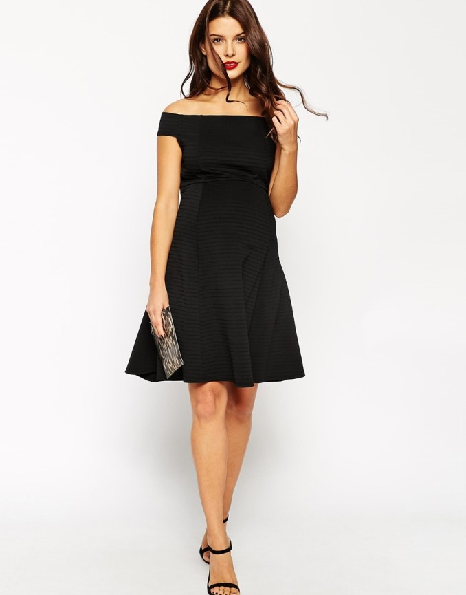 Image Result For Asos Maternity Skater Dress