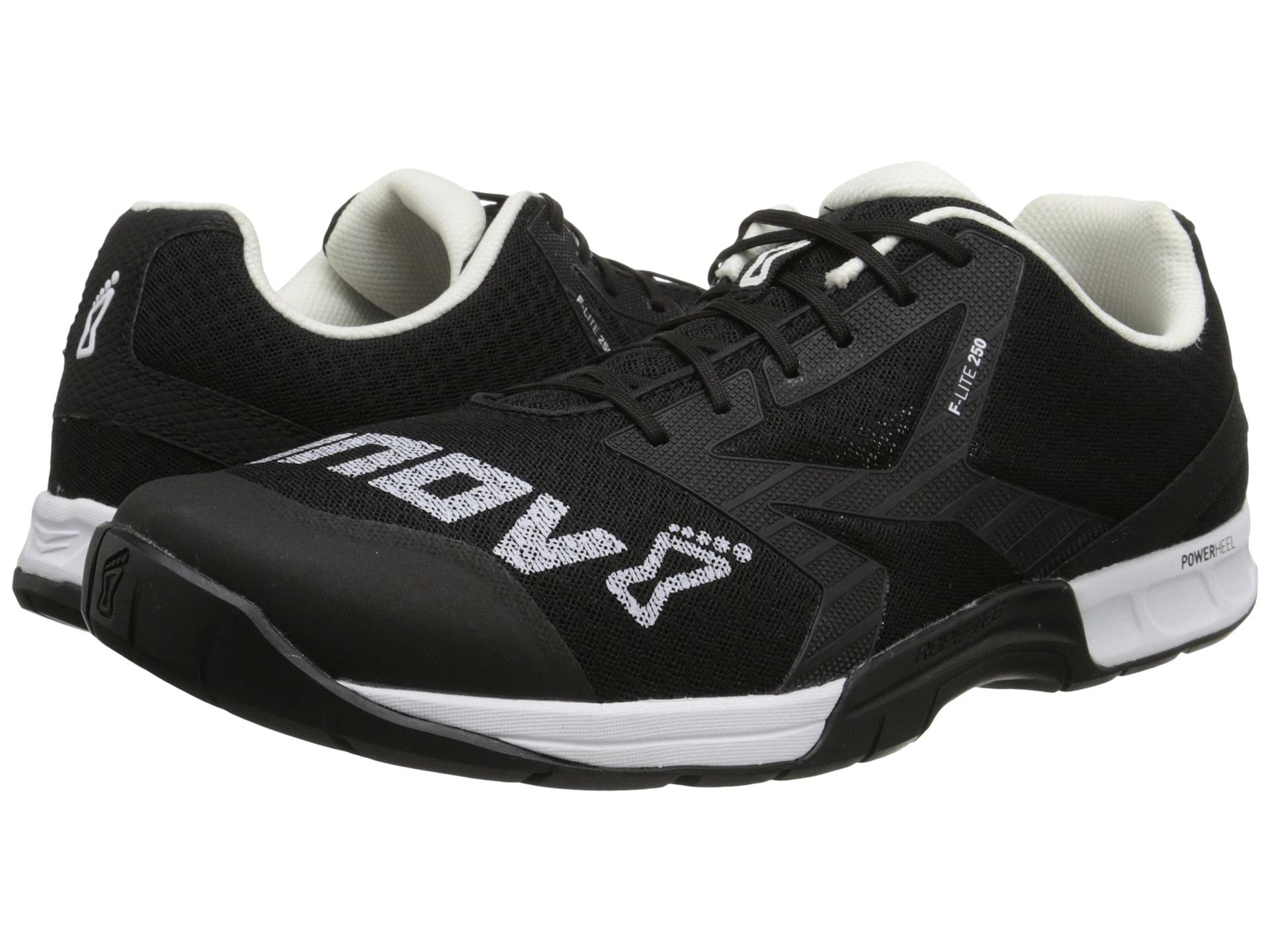 Inov-8 F-lite 250 Sports Shoes in Black for Men   Lyst