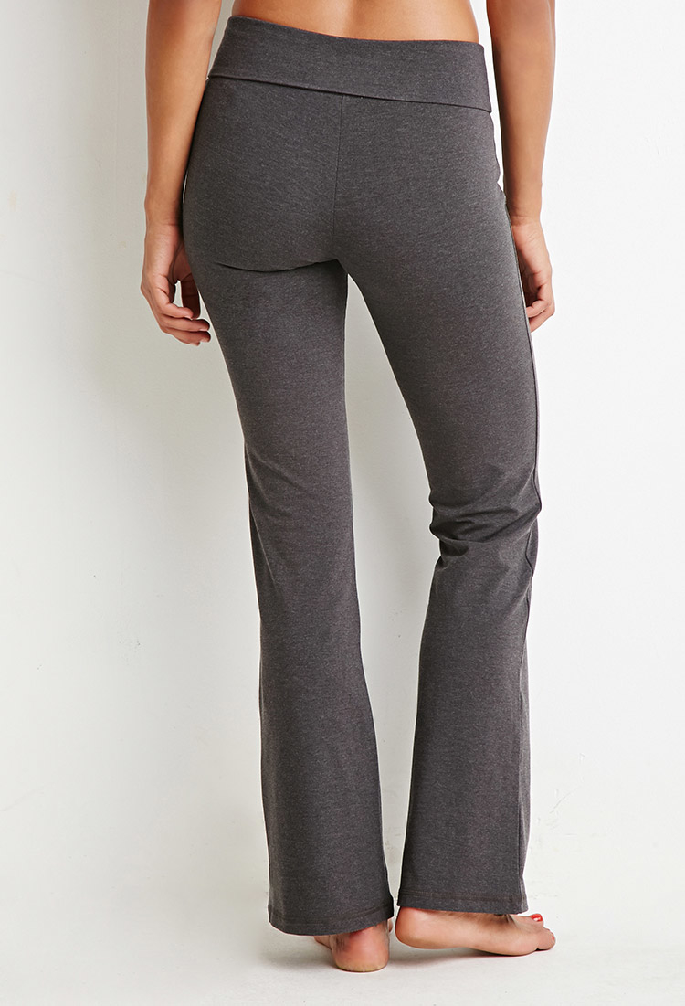 Forever 21 Active Heathered Yoga Pants You Ve Been Added