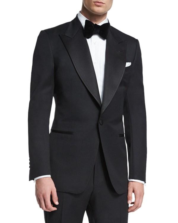Tom Ford Tuxedo Peak Lapel Suit