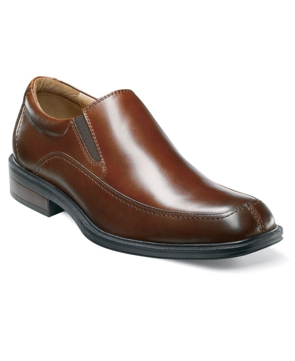 Florsheim Bogan Moc Toe Slip- Shoes In Brown Men
