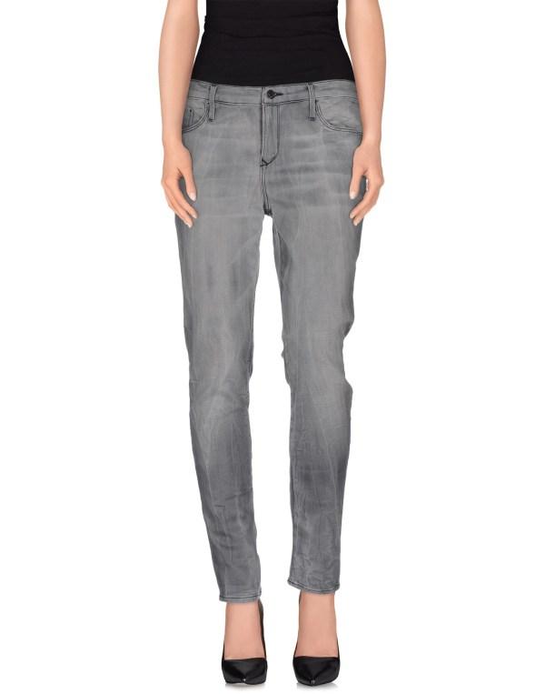 Grey Capri Jean for Women