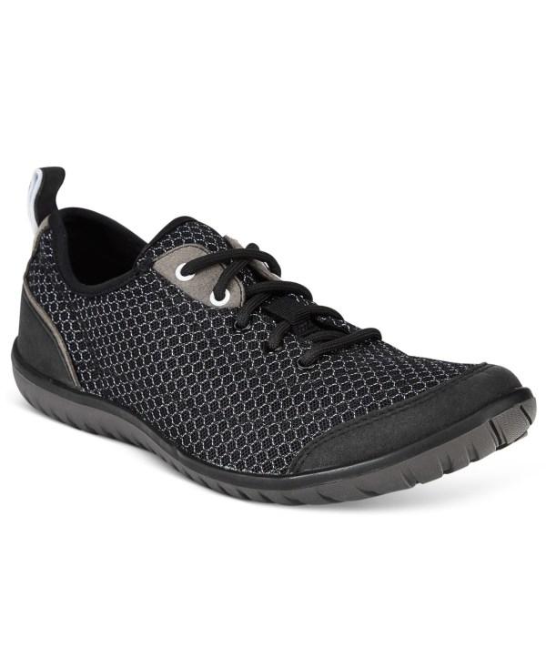 Clarks Privo Women' Ibeeck Lace- Sneakers In Black - Lyst
