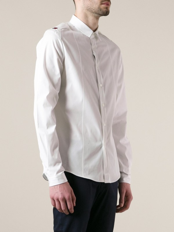 47969f9d5e2d 20+ White Shirt Gucci Pictures and Ideas on Weric
