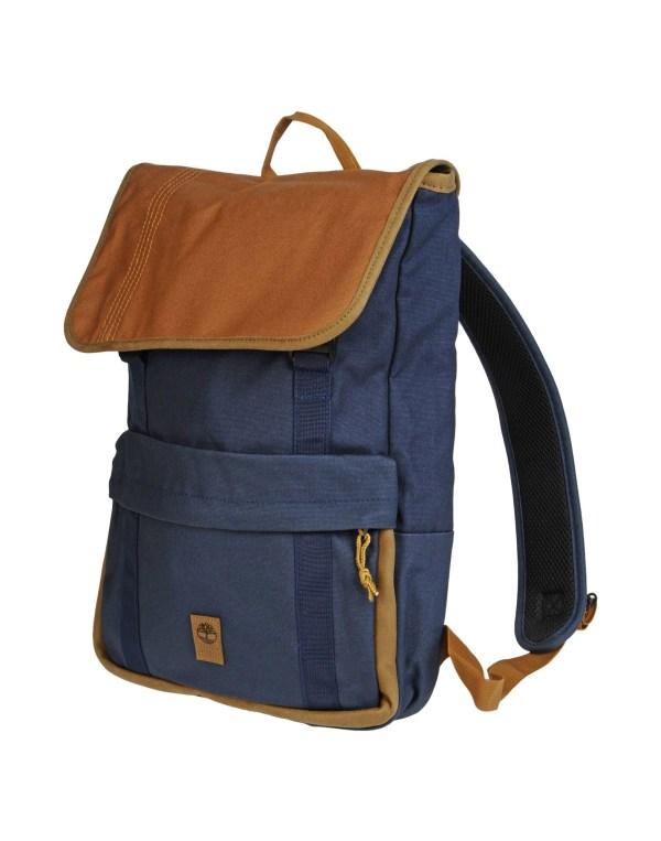 7d3669850b Timberland Rucksacks & Bumbags In Blue Men Lyst. Timberland Rucksacks &  Bumbags In Blue Men Lyst. Timberland Tuckerman Leather Backpack