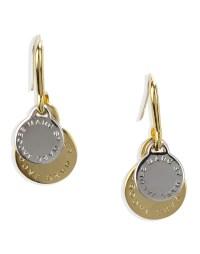 Marc by marc jacobs Earrings in Gold   Lyst