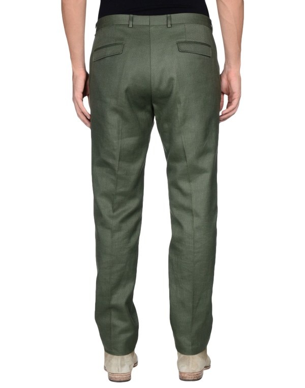 Gucci Casual Pants In Green Men Lyst