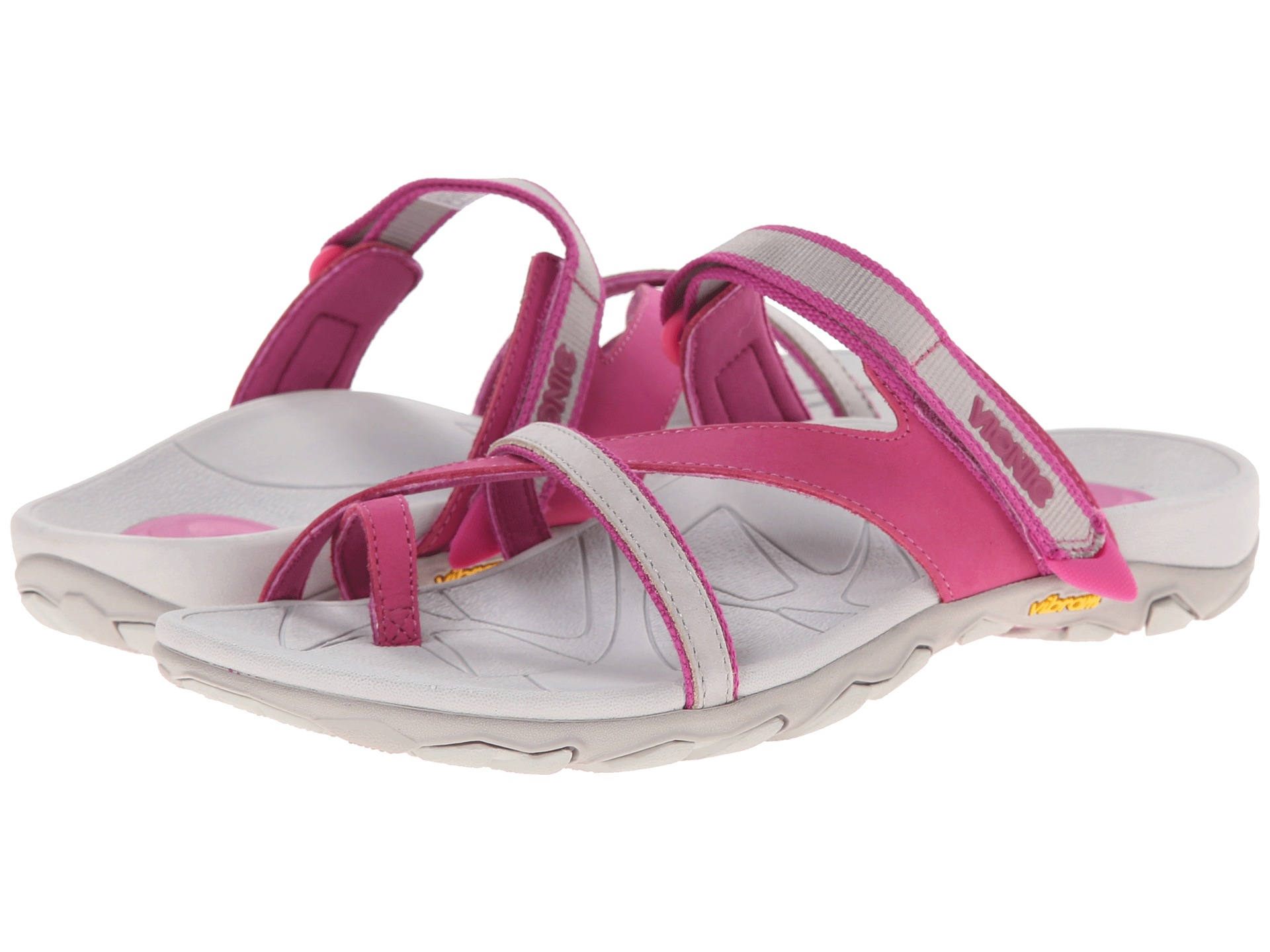 Lyst  Vionic Mojave  Sport Recovery Toepost Sandal in Purple