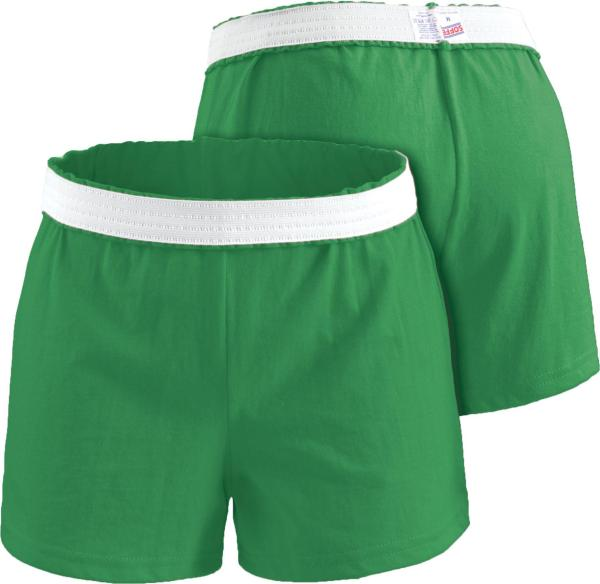 Lyst - Soffe Juniors' Cheer Shorts In Green