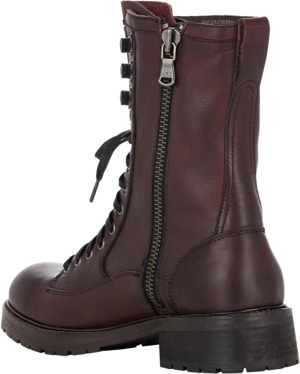 John Varvatos Gibbons Vintage Boots In Red Men Lyst