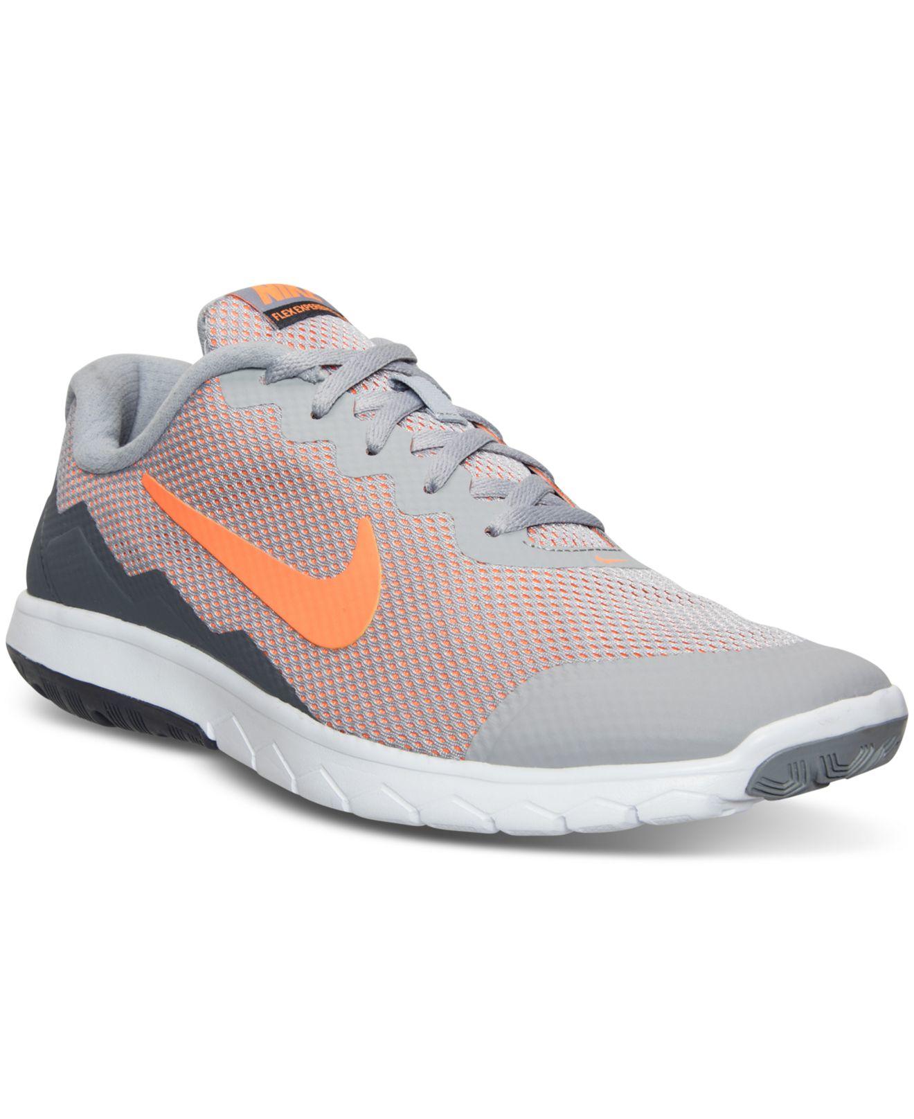 Lyst - Nike Men's Flex Experience Run 4 Wide Width Running ...