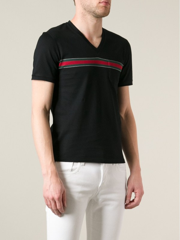 bada398a957b 20+ Black Gucci Shirt Pictures and Ideas on Weric