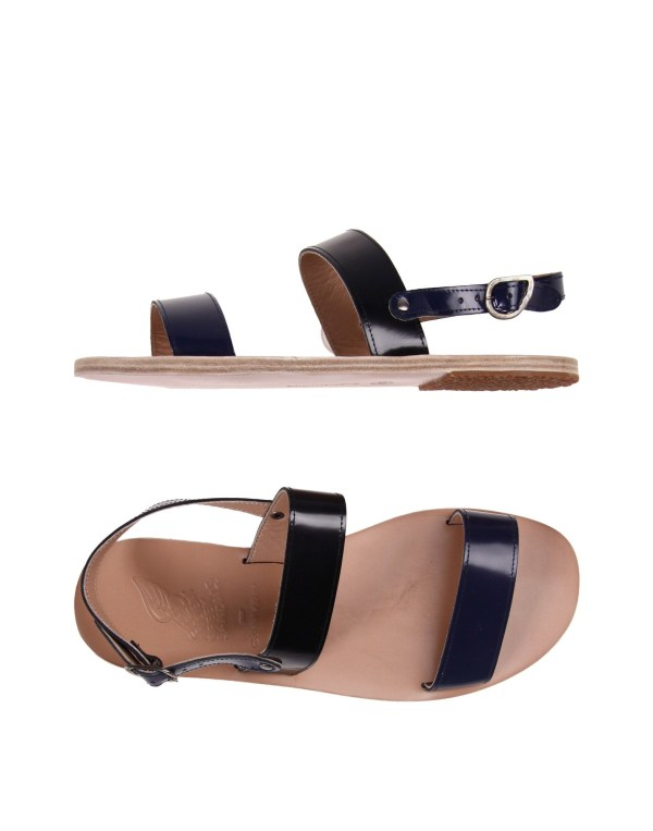 Lyst - Ancient Greek Sandals In Blue Men