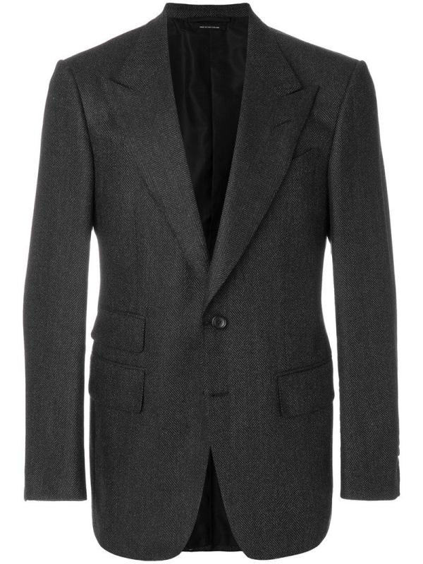 Tom Ford Two Piece Suit In Gray Men - Lyst