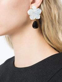 Lyst - Lizzie Fortunato Paper White Earrings in White