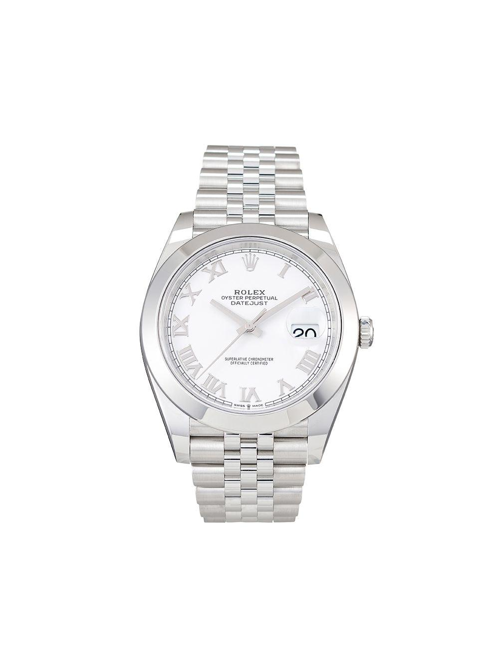 Reloj Oyster Perpetual Datejust de 41mm 2020 sin uso Rolex