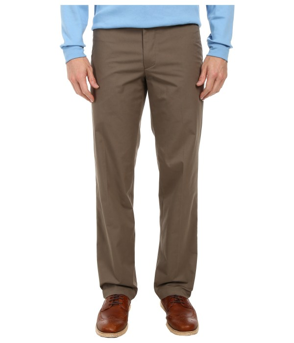 Dockers Signature Khaki Pants In Brown Men