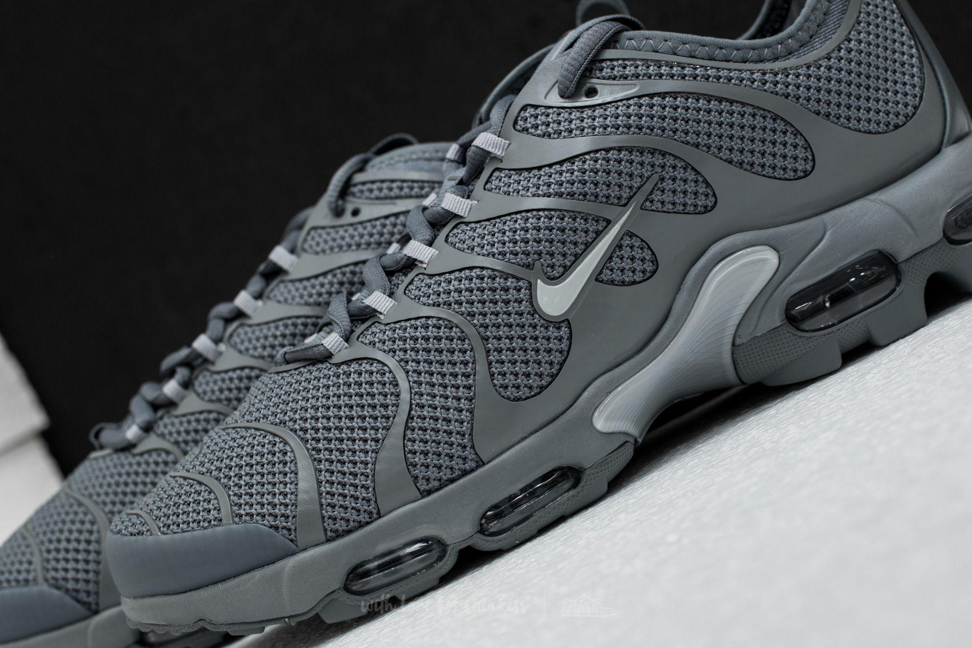 Lyst Nike Air Max Plus Tn Ultra Cool Grey Wolf Grey Cool Grey 9df704219