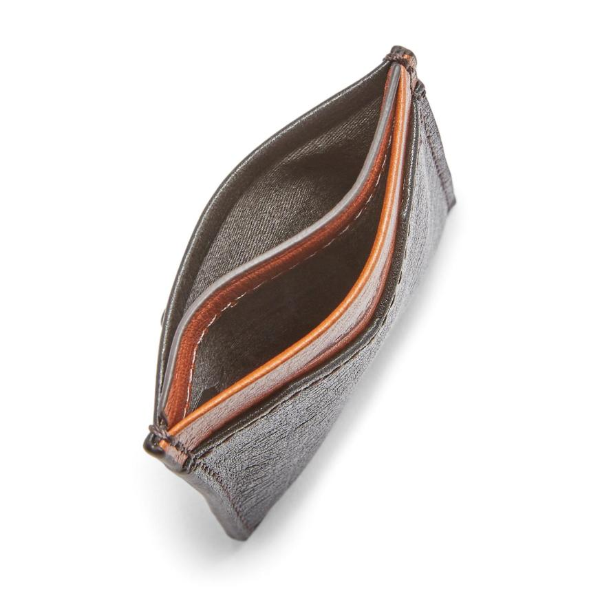 Fossil Leather Easton Rfid Front Pocket Wallet Wallet ...