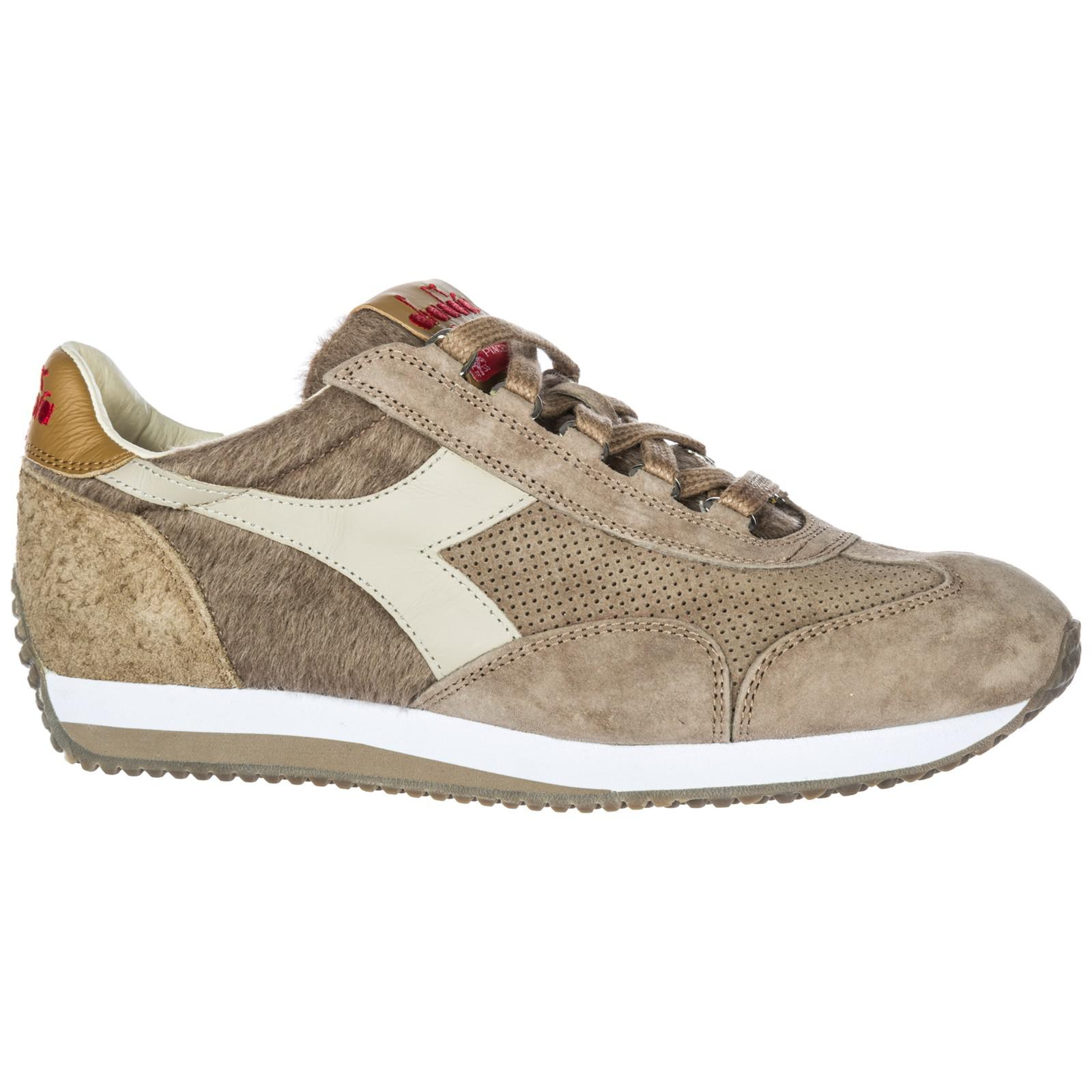 Diadora Shoes Suede Trainers Sneakers Equipe in Brown for Men - Lyst