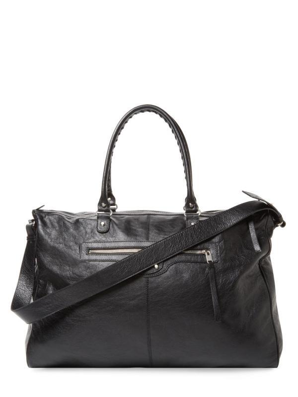 Lyst - Balenciaga Arena Classic Weekender Bag In Black