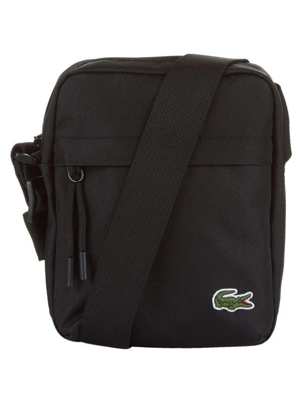 Lacoste Crossover Bag In Black Men - Lyst