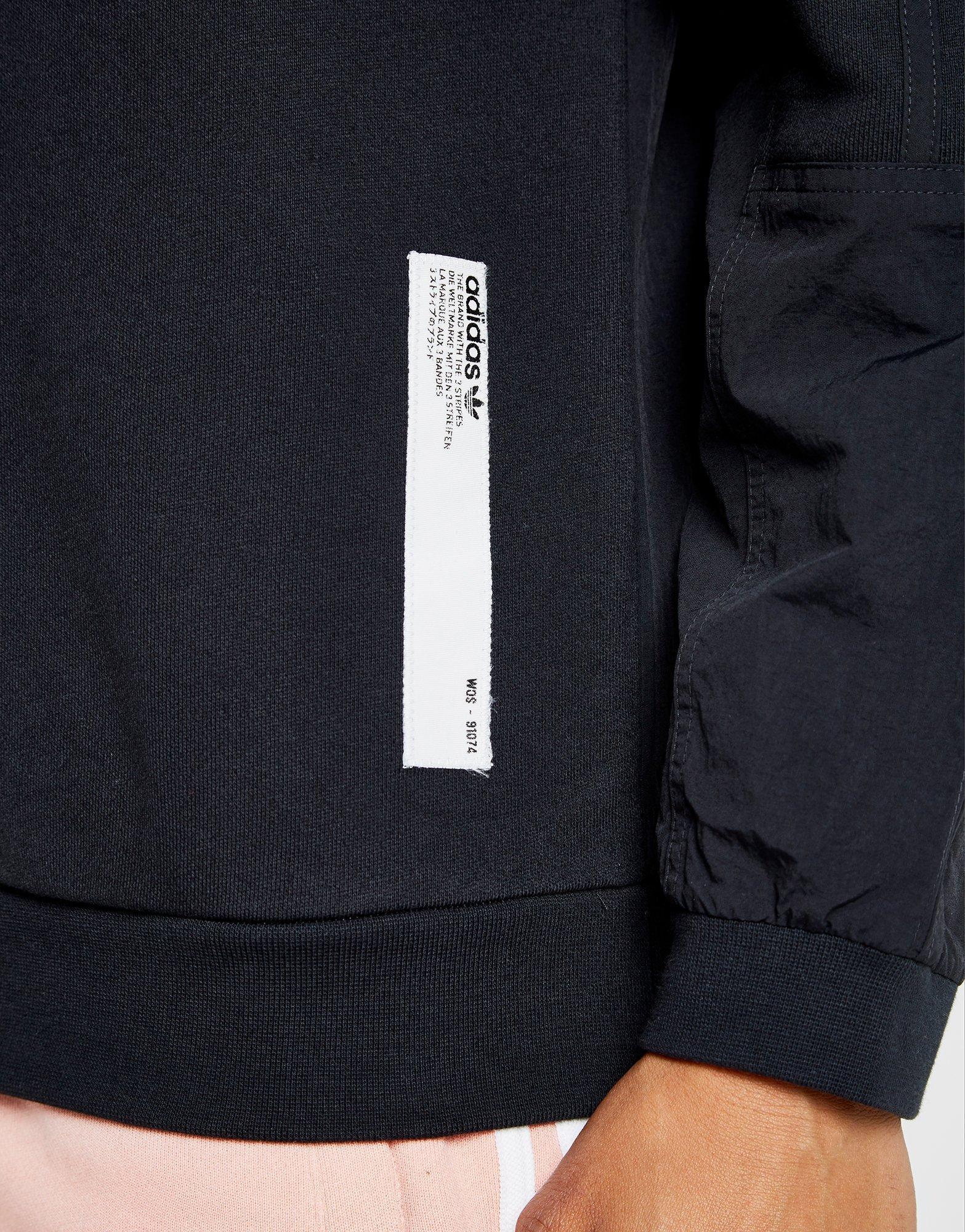 8a6579ea7246 Adidas Nmd Sweatshirt In Black For Men Lyst