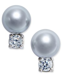 Lyst - Kate Spade New York Silver-tone Imitation Pearl And ...