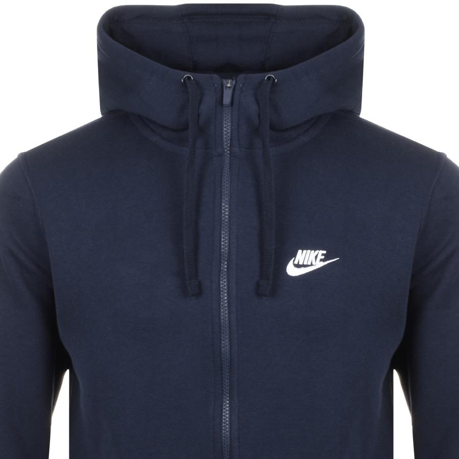 c4559310 Nike Pullover Navy