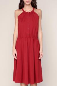 Lyst - Sessun Mid-length Dresse in Red