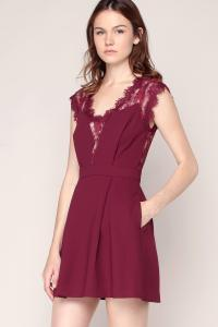 Lyst - Bcbgeneration Mid-length Dresse in Red