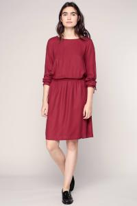 Lyst - Esprit Mid-length Dresse in Red