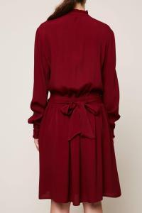 Lyst - See U Soon Mid-length Dresse in Red