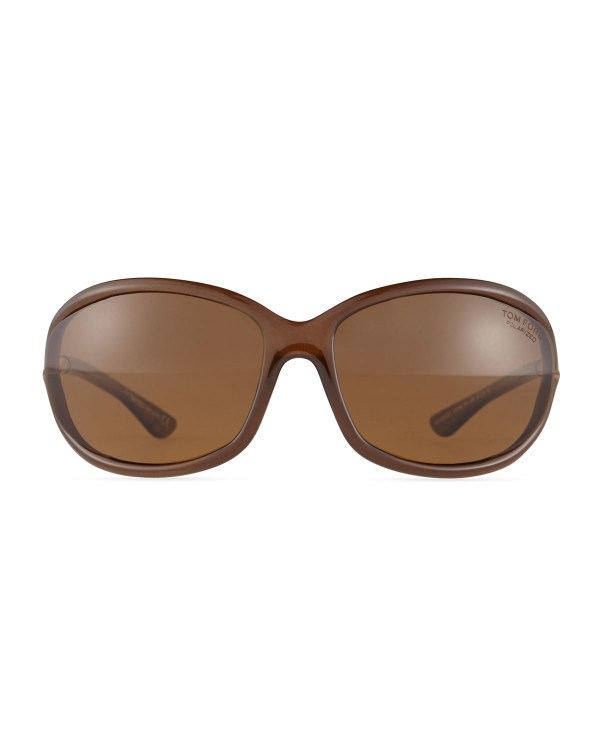 Lyst - Tom Ford Jennifer Sunglasses In Brown
