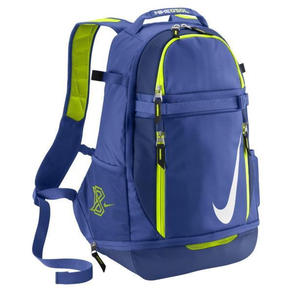 Nike Vapor Elite Baseball Bat Backpack Game In Blue
