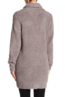 Lyst - Barefoot Dreams Cozy Chic Long Cardigan In Gray