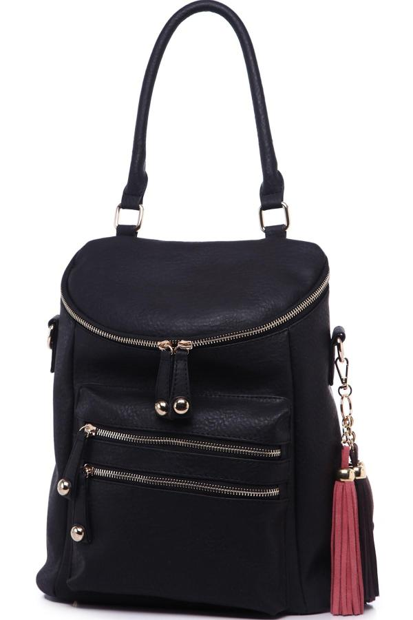Lyst - Chinese Laundry Billie Large Backpack In Black