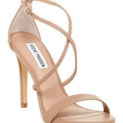 6339c12aa77 Lyst Steve Madden Floriaa Heel Sandal In Natural
