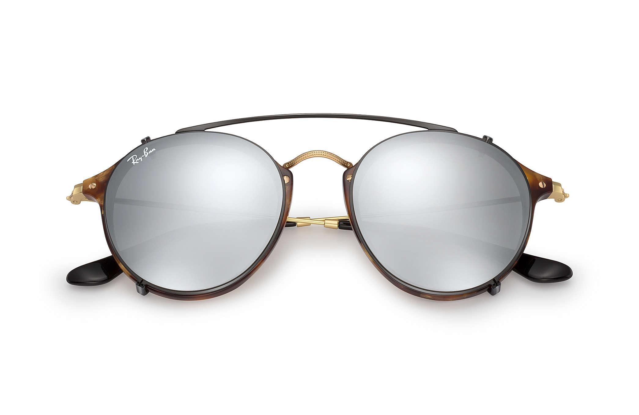 Ray Ban Clubmaster Clip On Sunglasses Heritage Malta