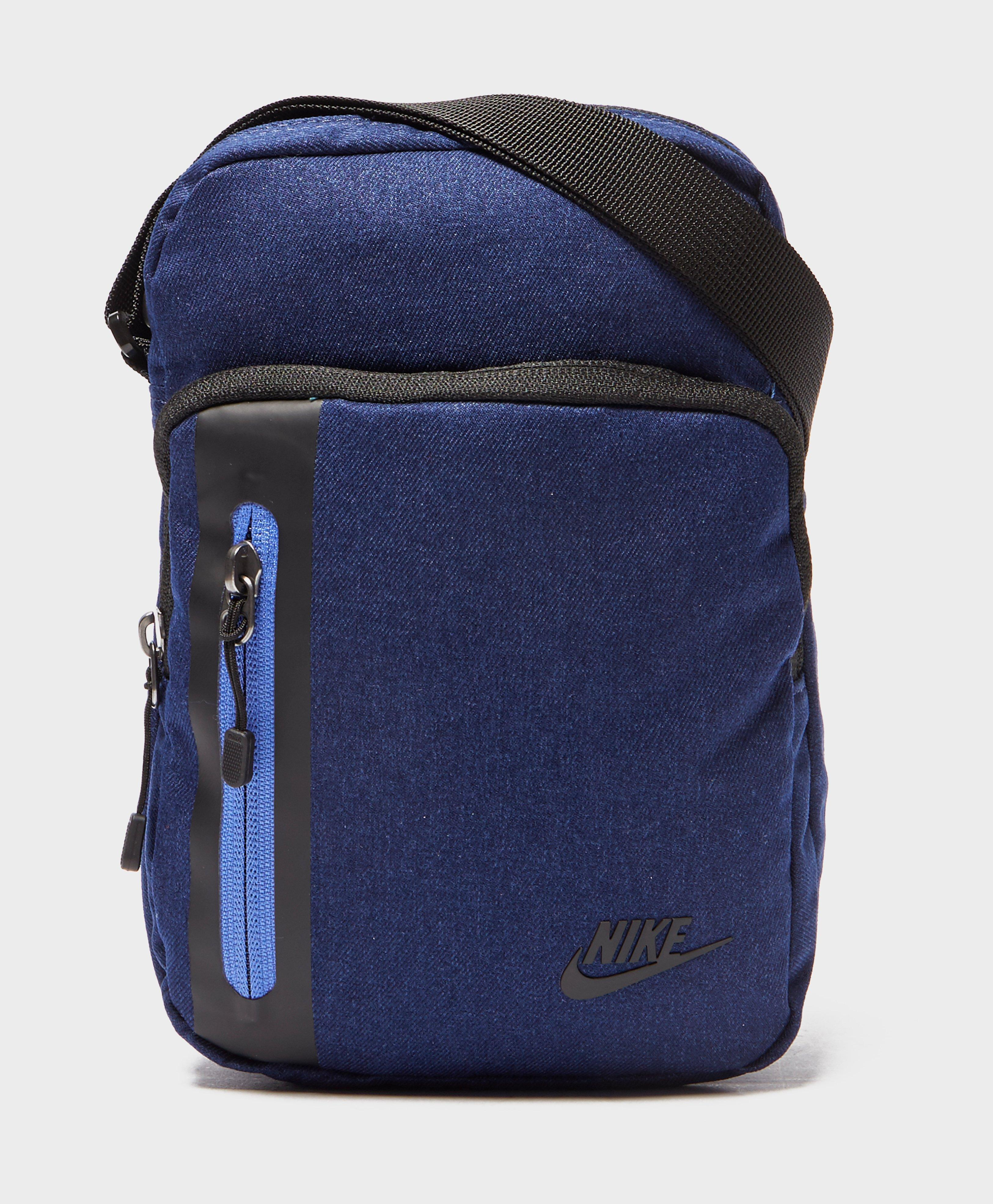 Nike Synthetic Core Small Items 3.0 Bag in Blue for Men - Lyst