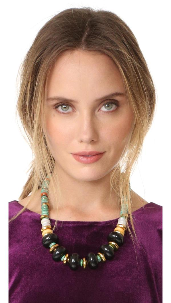 Lyst - Lizzie Fortunato Cienfuegos Necklace