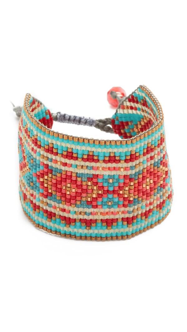 Lyst - Mishky Rays Bracelet In Blue