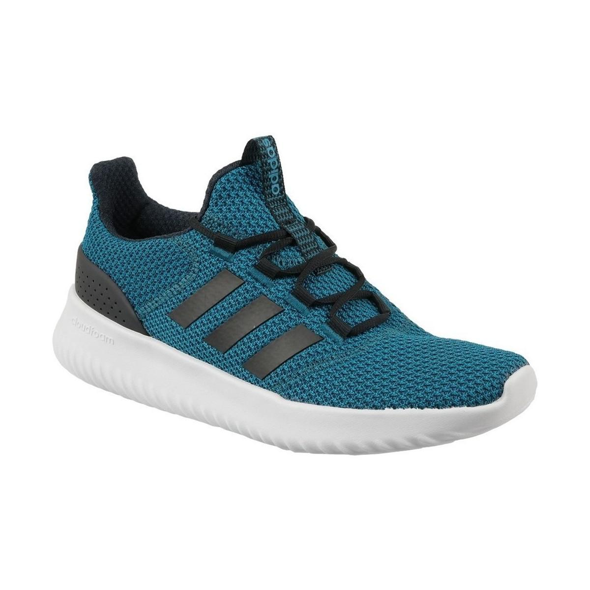 adidas Cloudfoam Ultimate Men's Shoes (trainers) In Multicolour in Blue for Men - Lyst