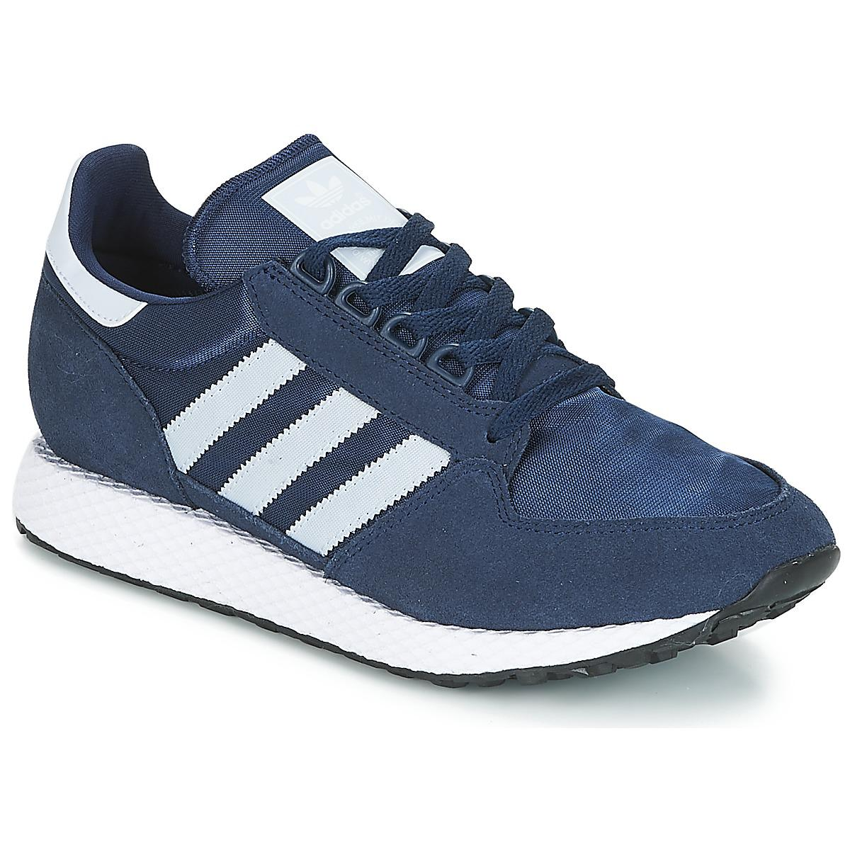 adidas Oregon Men's Shoes (trainers) In Blue for Men - Lyst