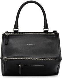 9a4ec674e3f Givenchy Medium Pandora Leather Bag In Black Lyst