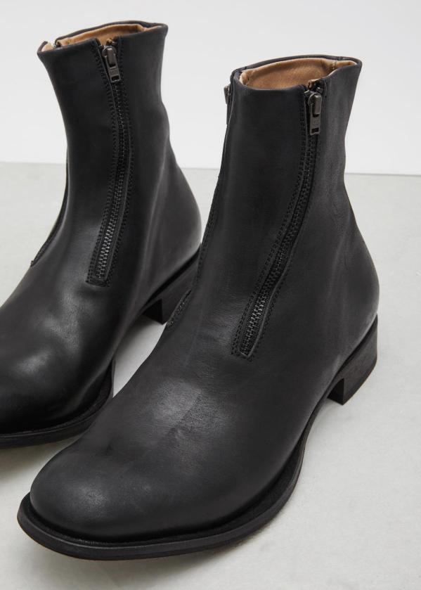 Yohji Yamamoto Boots Zip