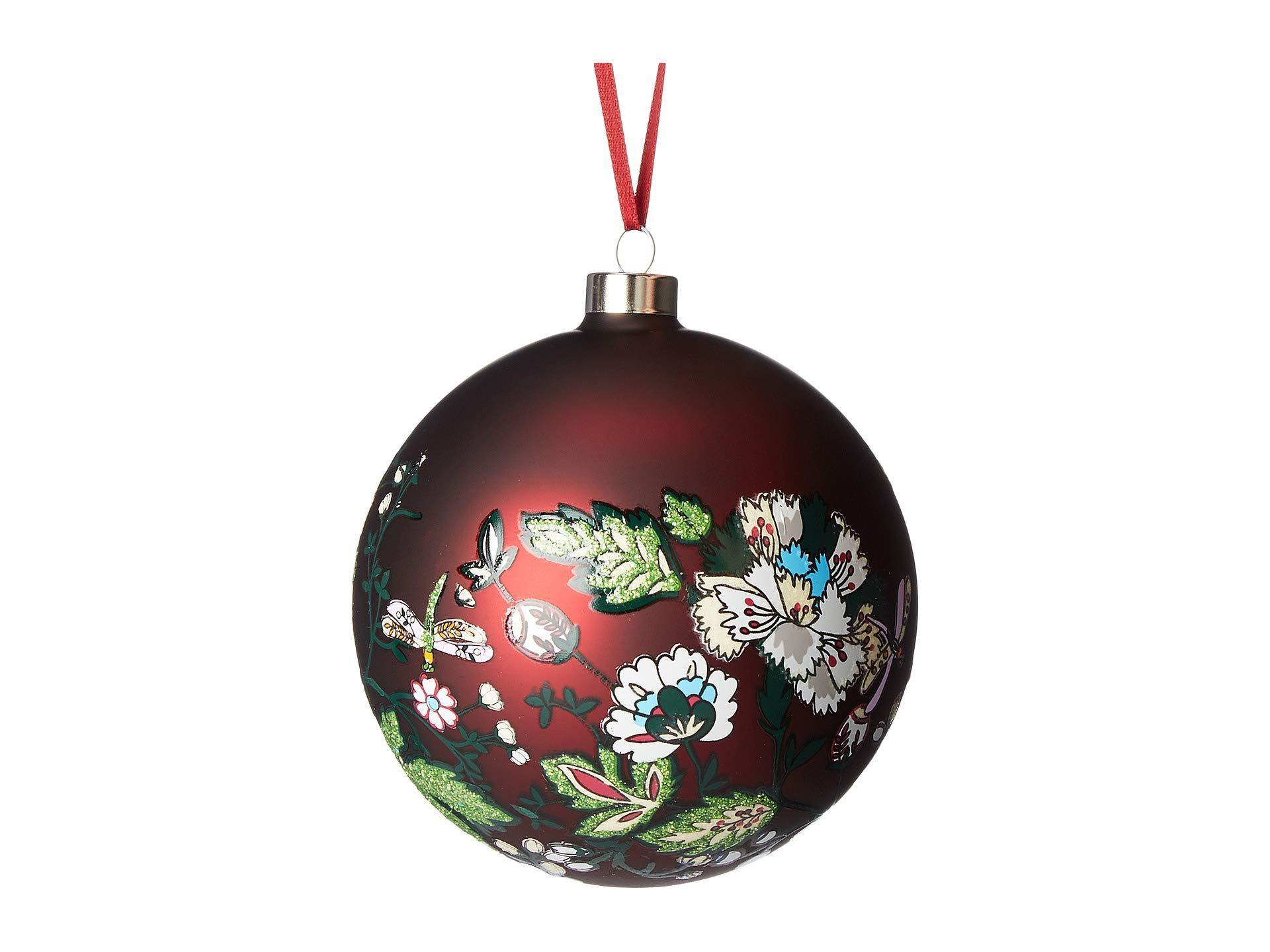 Vera Bradley Christmas Ornaments