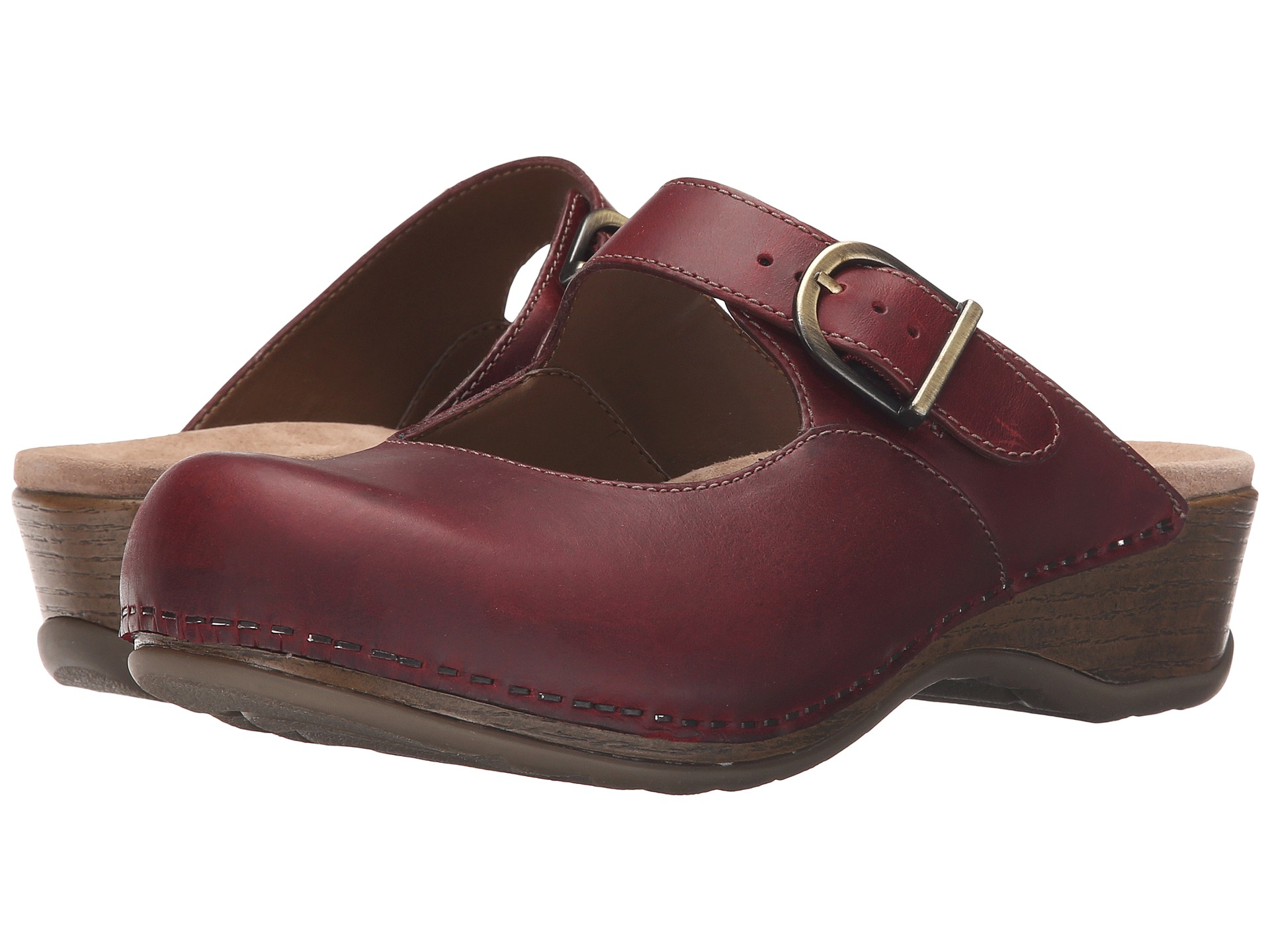 Dansko Red Sandals Sale