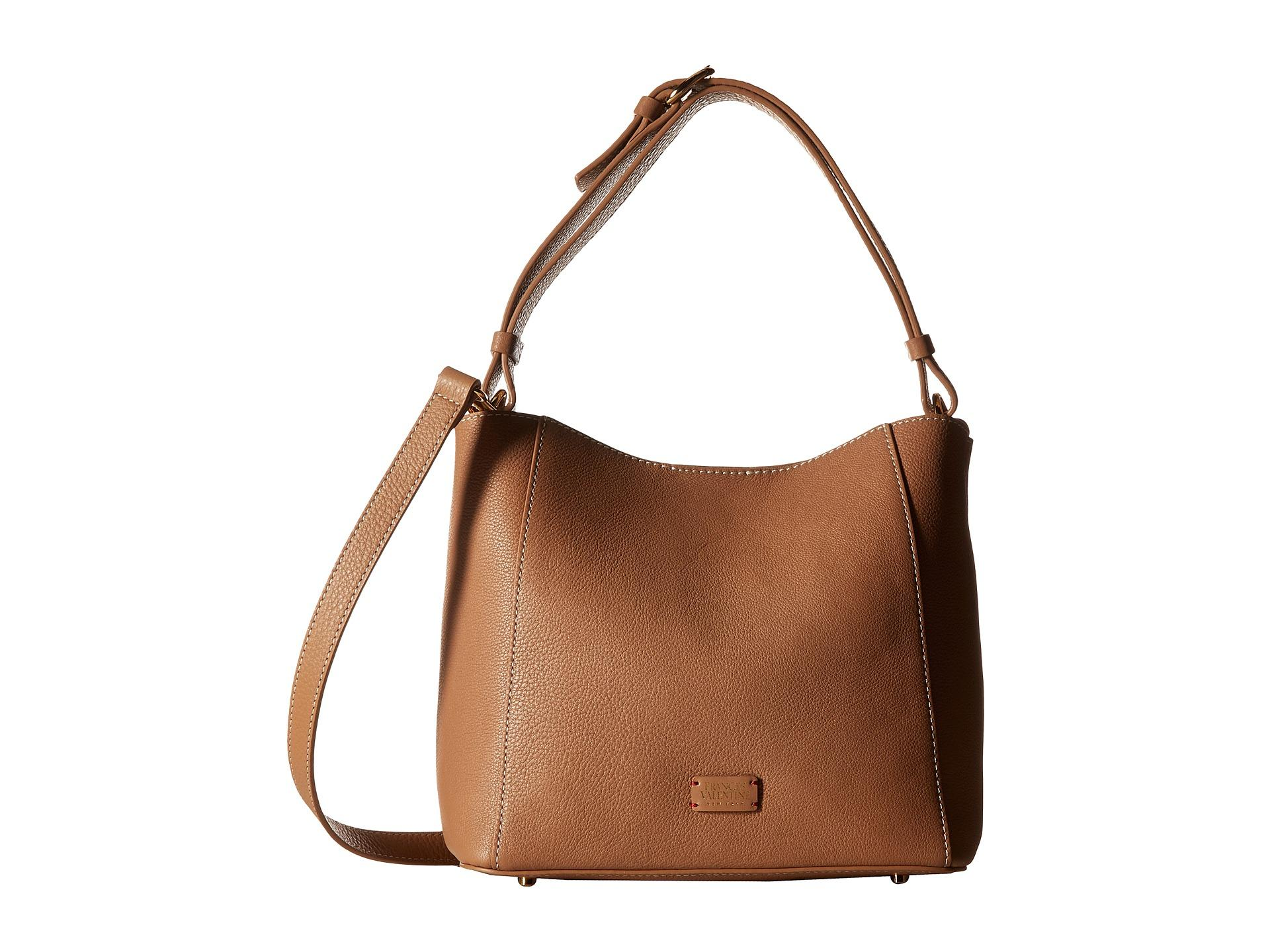 Frances Valentine New Small June Hobo In Brown Lyst