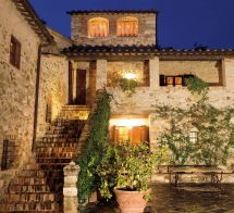 Rustic Tuscan Home Exteriors